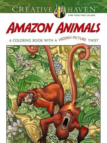 creative-haven-amazon-animals