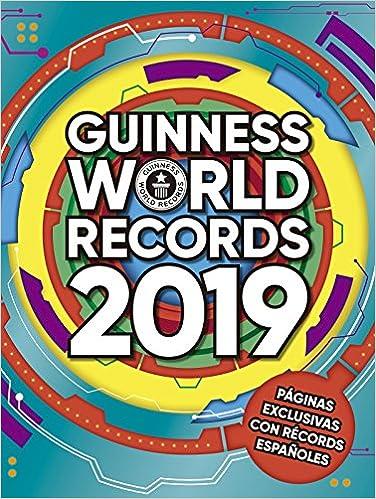 Guinness World Records 2019 por Aa. Vv. epub