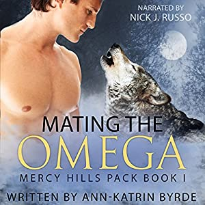 Mating the Omega Audiobook