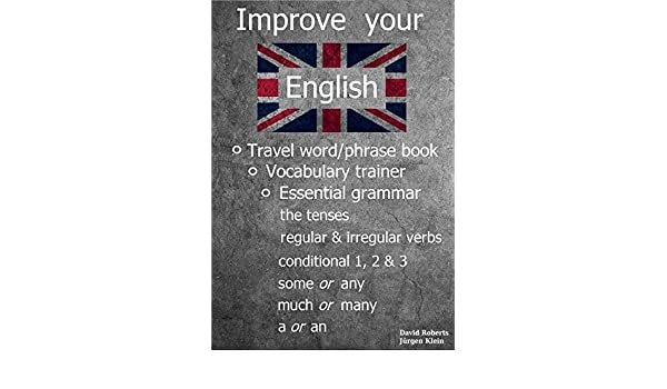 Improve your English - Travel word/phrase book, Vocabulary trainer ...