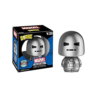 Funko Marvel Specialty Series Dorbz Iron Man Mark 1 Vinyl Figure: Toys & Games [5Bkhe1900815]
