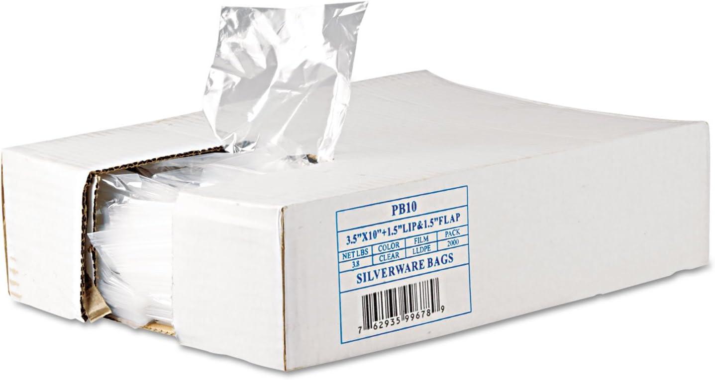 IBSPB10 - Get Reddi Silverware Bags