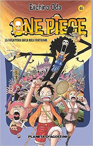 Libros Gratis Para Descargar One Piece Nº 46: La Aventura En La Isla Fantasma Epub Gratis En Español Sin Registrarse