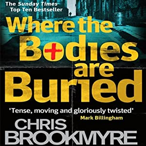 Where the Bodies are Buried Audiobook