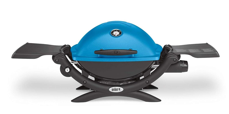 Weber Gasgrill Q 1200 Blau