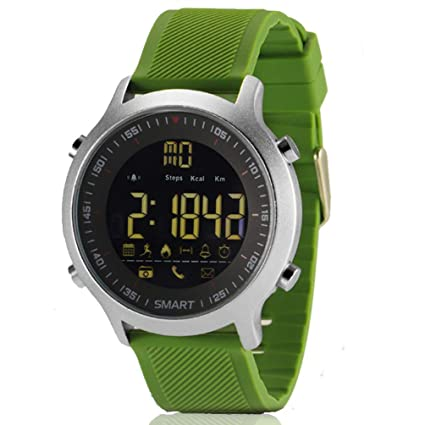 Agkey Smart Watch Waterproof Smartwatch Sports Smart Watches for Men Women Boys Kids Android iOS iPhone Samsung Huawei with Pedometer Fitness Tracker ...