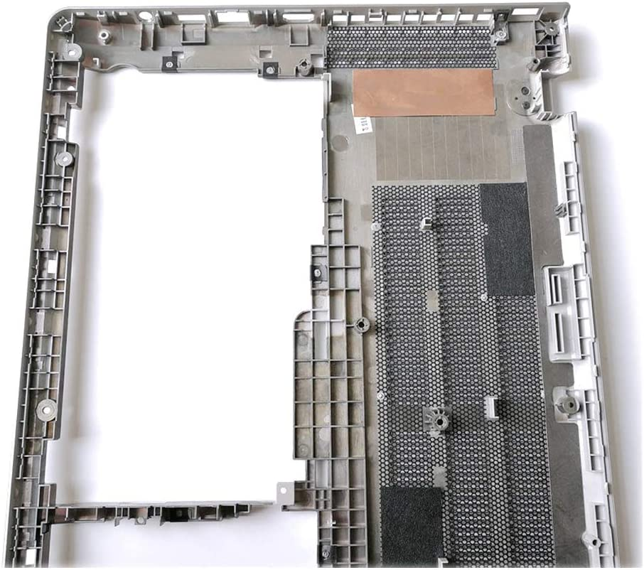 Yaxinglinan Original Compatible with Replacement for Lenovo ThinkPad S5 E560P Bottom Cover Base Shell Silver Black 01AW200 01AW201 AP1H6000810 AP1H6000700 01AW201