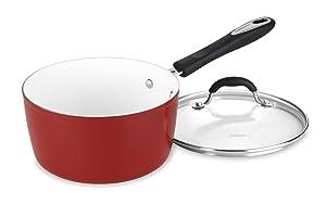 Cuisinart 59193-20R Elements Saucepan with Cover, 3-Quart