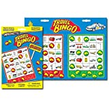 : Magnetic Object Travel Bingo Game