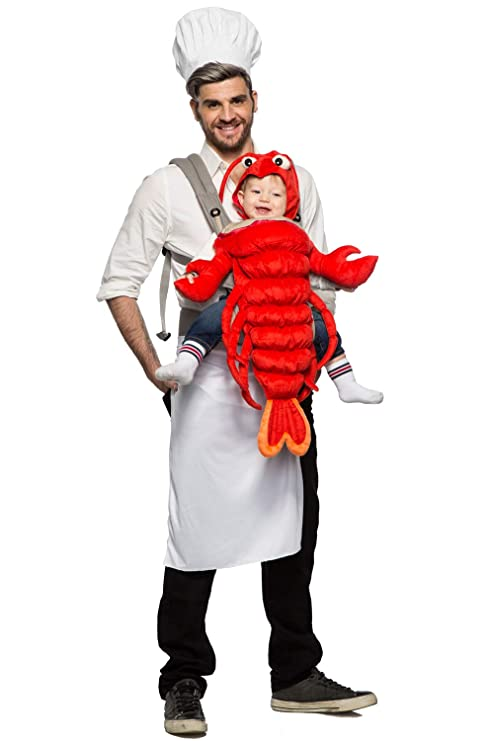 Master Chef & Maine Lobster Costume - ST