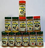 Green Mountain Grill Spice Rubs Sample Pack
