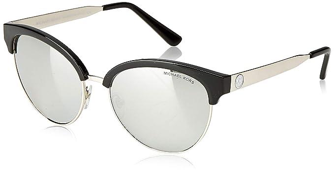 Michael Kors Amalfi 3338Z3 56 Gafas de Sol, Negro (Black ...