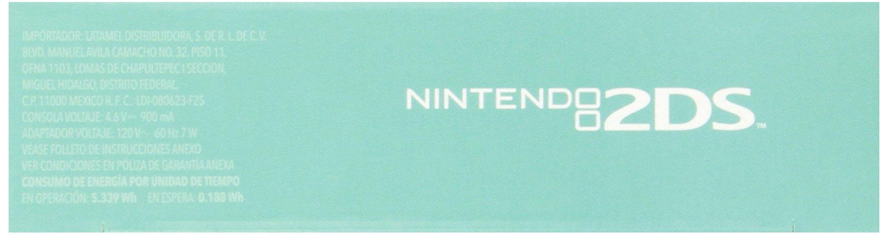 Nintendo 2DS Sea Green (Includes Mario Kart 7) by Nintendo (Image #4)