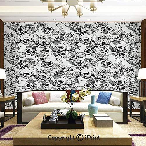 Lionpapa_mural Artistic Background Removable Wall Mural Self-Adhesive,Festive Celebration