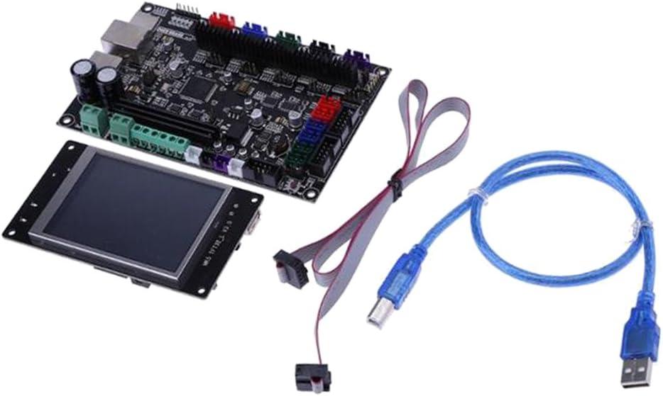 TFT32 3.2 Panneau De Contr/ôle De Limprimante 3D 32Bit MKS SBASE V1.3