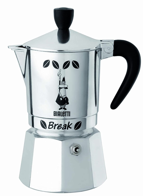 Geyzernaya Bialetti coffee maker: reviews 90