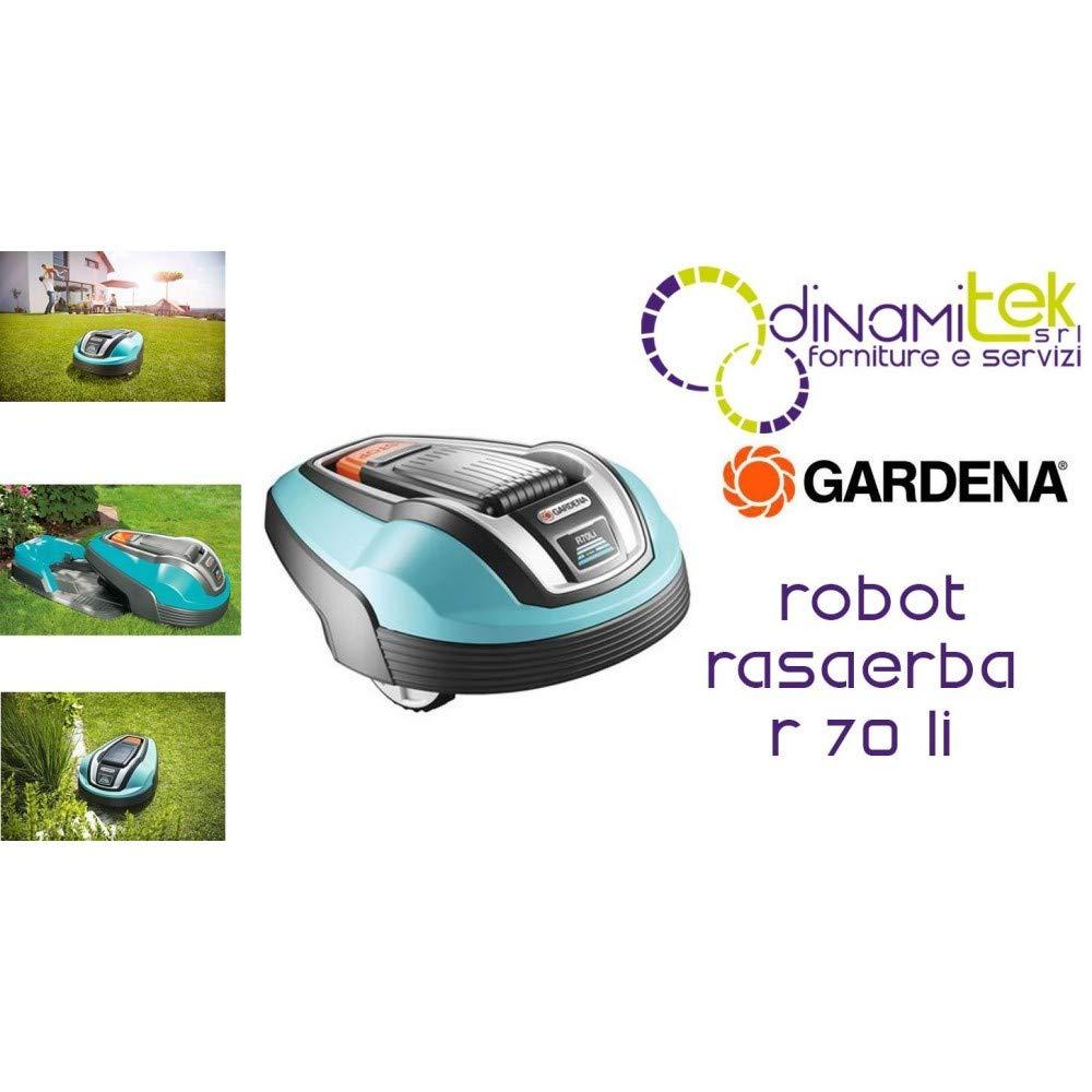 Gardena - Robot Cortacesped R 70 Li Hasta 700 M¿: Amazon.es ...