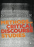 Methods of Critical Discourse Studies 3rd Edition