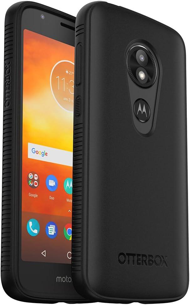 OtterBox Prefix Series Case for Moto e5 Play - Retail Packaging - Black