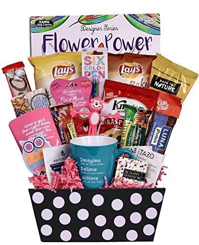 Miss Bliss - Gift Basket for a Special Young Lady
