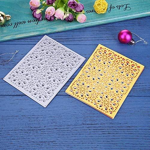 Amazon.com: Troqueles de corte – 3 piezas con marco hueco ...