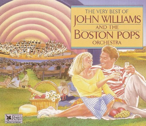 John Williams - The Very Best of John Williams and the Boston Pops Orchestra - Zortam Music