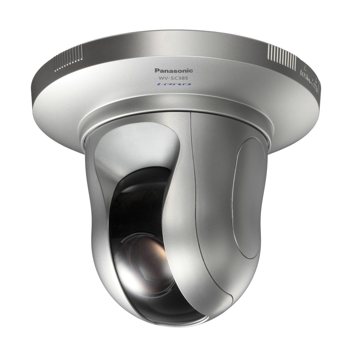 Panasonic WVSC385 Super Dynamic High Definition Dome Network Camera