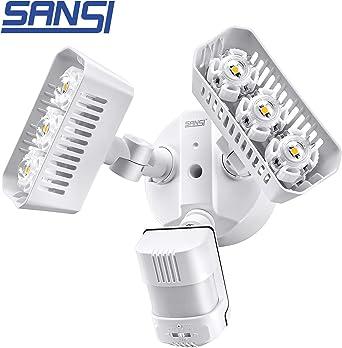 SANSI 27W Floodlight Proyector Led exterior Luz de seguridad Foco ...