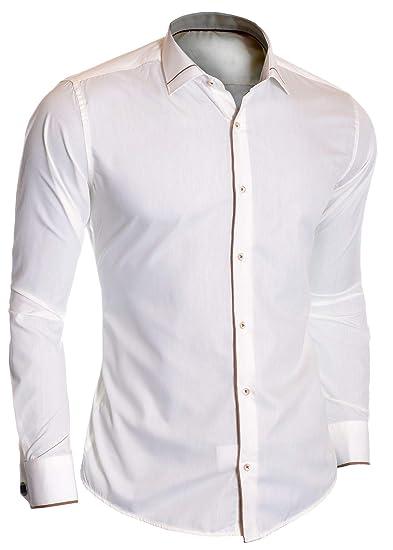 Men S Ivory Dress Shirt Double Cuffs Free Square Cufflinks Cotton