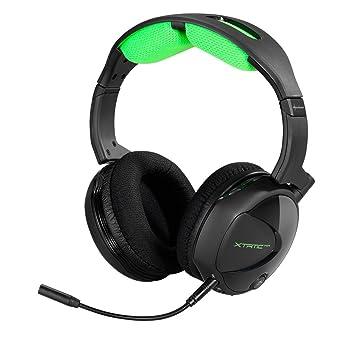 Amazon com: Sharkoon X-Tatic Air Gaming Wireless Headset for PS3/PC
