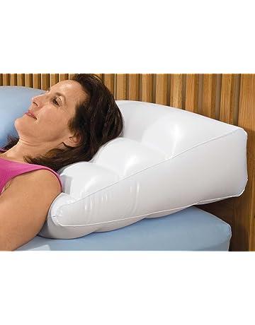 Almohada inflable almohada anti ronquido cojín