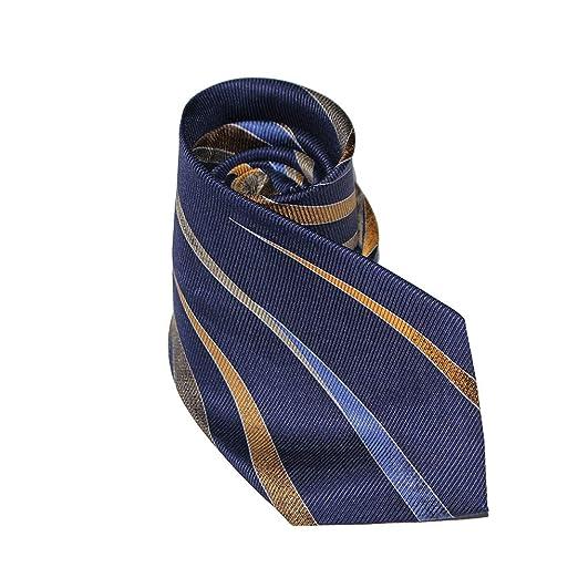 FESHKL Corbata Corbata para Hombres Trajes Tejidos para ...