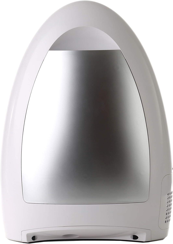 NeoVac Elite- Touchless Stationary Vacuum- White