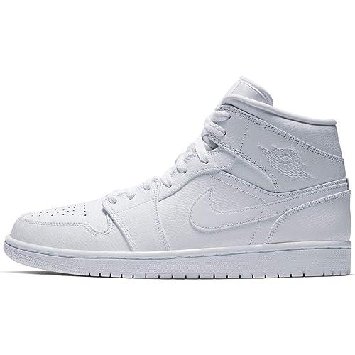 reputable site 47392 8a300 Nike Air Jordan 1 Mid, Zapatillas para Hombre: Amazon.es: Zapatos y  complementos