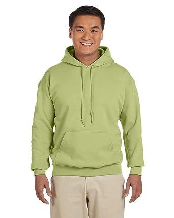 Gildan - Sudadera con capucha para hombre verde Kiwi: Amazon.es: Ropa y accesorios