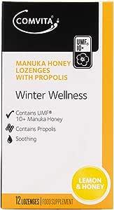 COMVITA PROPOLIS CANDY LEMON AND HONEY Contains UMF 10 Manuka Honey 500G