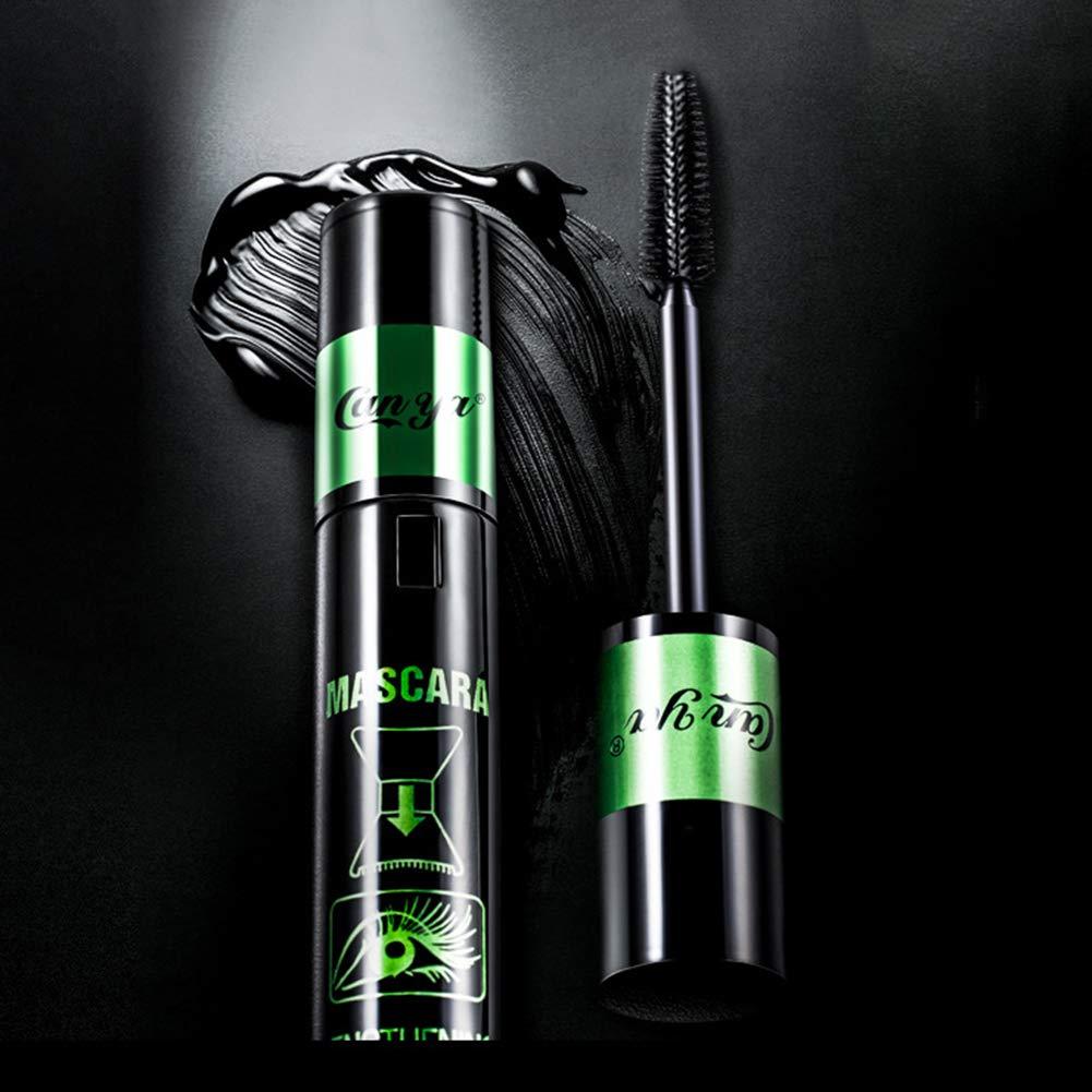 Amazon.com : Mascara gLoaSublim Black Cream 3D Fiber Lashes Volume Curling Eyelash Extension Waterproof Mascara - Blue : Beauty