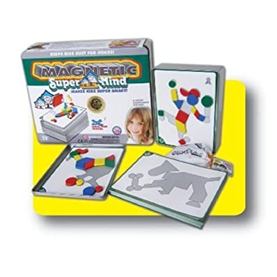 Magnetic SuperMind: Toys & Games