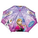 La Reine des Neiges - Parapluie Manuel 42 cm (Perletti 50630)