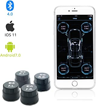 Kufung Tire Pressure Monitoring System