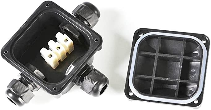 Waterproof IP65 junction box protection building dty connectors high qualityB NP