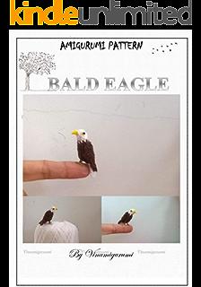 Bald Baby Eagle FREE Amigurumi Pattern | 320x224