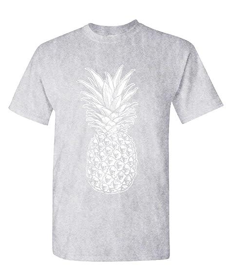 42fbea5940dea3 Amazon.com  The Goozler Skull Pineapple - Retro Style Hipster - Mens ...
