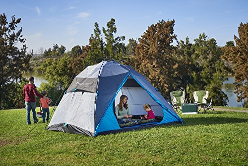 Lightspeed Outdoors Mammoth 6-Person Instant Set-Up Tent by Lightspeed Outdoors (Image #5)