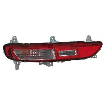 TYC 17-5730-00 Reflex Reflector: Automotive