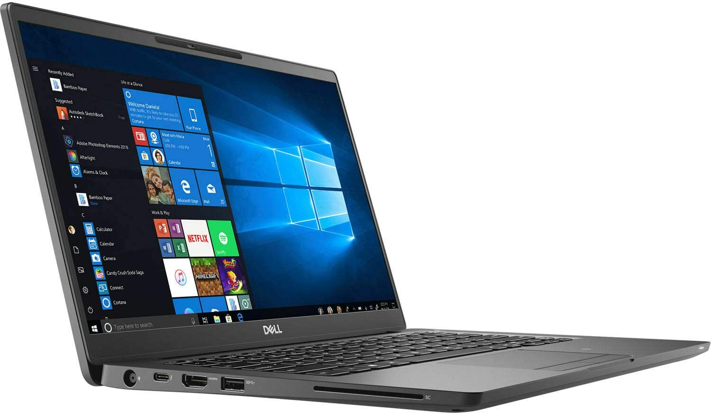Dell Latitude 7400 Laptop, 14.0 inches FHD (1920 x 1080) Non-Touch, Intel Core 8th Gen i7-8665U, 16GB RAM, 256GB SSD, Windows 10 Pro (Renewed)