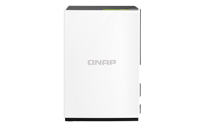 QNAP TS-228 NAS Mini Tower Ethernet Blanco - Unidad RAID (8000 GB, Unidad de disco duro, Unidad de disco duro, SATA, 4000 GB, 3.5