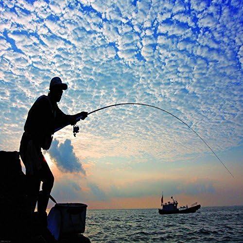 スピニングリール ボート釣り釣り淡水10の+ 1シールドステンレスボールベアリング左右の交換用ハンドル付きロータリー釣りリール 淡水海水釣りに使用されます (Size : 4000)