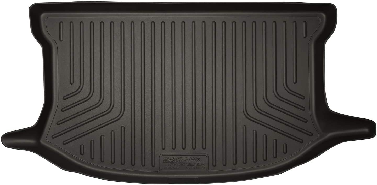 Husky Liners 48991 Black Weatherbeater Trunk Liner Fits 2016-19 Toyota Prius