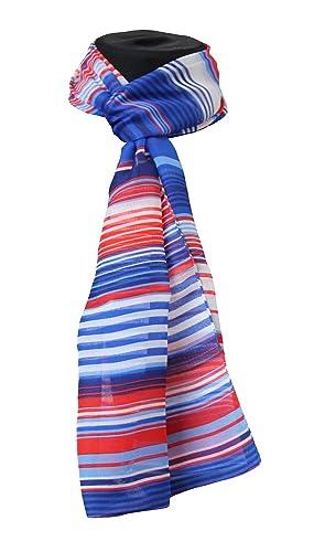 Bufanda de Mujer 100% poliéster Made in Italy Tessago 2769